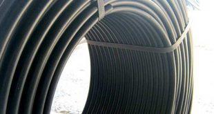 فروش لوله های پلی اتیلن آبیاری قطره ای کیفیت بالا