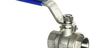 قیمت شیر گازی 3 اینچ استیل در بازار
